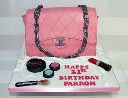 pink chanel handbag cake view gallery read post