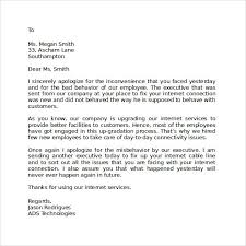 The 50 Best Apologize Letter To Client In 2019 Lettering