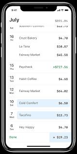 Rollie Spending Tracker