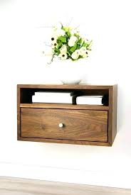 diy floating bedside table floating nightstand diy floating bedside table with drawer