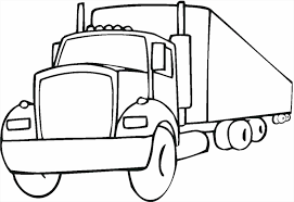 Small Picture Free Trucks Coloring Pages Printable Fire Truck Coloring Pages For