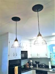 recessed light conversions convert a recessed light into a pendant fixture recessed light conversion to chandelier