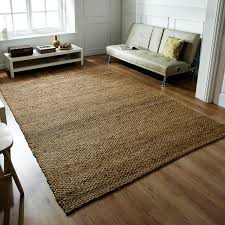 amazing chunky jute rug boucle braided shades of light
