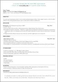 Sample Resumes For Freshers Engineers Resume For Engineers Skinalluremedspa Com