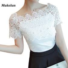 Online Shop for Popular blouse hollow from Blouses & Shirts
