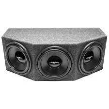 Skar Audio IX-3X12D2 Triple 12