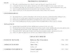 resume objective for retail. Objectives For Retail Resumes Good Retail Resume Objectives For