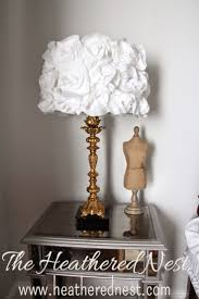 Diy Lampshade 321 Best Lamp Makeovers Images On Pinterest
