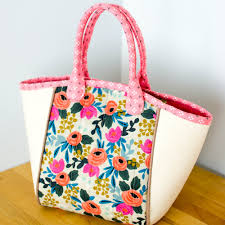 Tote Bag Designs Patterns 14 Free Tote Bag Patterns You Can Sew In A Day Plus Tips