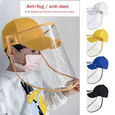 Kids <b>Multi</b>-<b>function Protective Cap Coronary</b> Protective Hat Eye ...