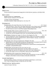 resume sample for communications  broadcasting  media intern   i    television reporter resumes sample   http     resumecareer info television reporter resumes sample