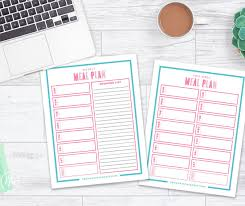 Weekly Meal Planning For One The Ultimate Guide To Create A Meal Plan That Works