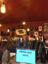 Portland Red Light The Red Light Clothing Exchange Portland Oregon What