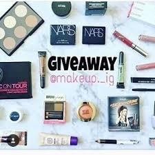 haul 2017 insram makeup giveaway