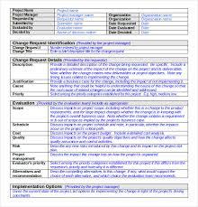 Project Change Order Template 24 Change Order Templates Pdf Doc Free Premium Templates