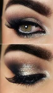 black dress eye makeup quiz
