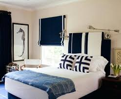 collection in blue bedroom curtains ideas baroque navy curtain eclectic headboard royal