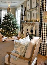 in the family room