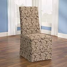 image unavailable image not available for color surefit scroll dining room chair slipcover