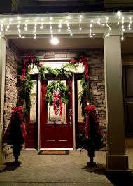 Front Door Decorating Front Door Decor Ideas Instead Of Wreaths Overwhelming Home