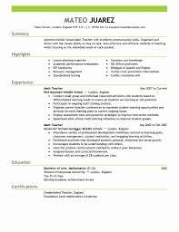 Substitute Teaching Resume Resume Substitute Teacher No Experience