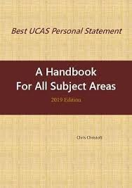 Best Ucas Personal Statements A Handbook For All Subject Areas Pdf