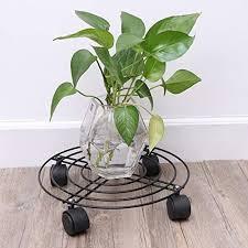 plant pot dolly planter caddy plant