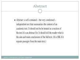 lecture introduction to the essay assignment abstract lecture 2 introduction to the essay assignment