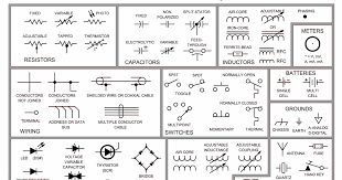 electrical schematic symbols circuitstune wiring diagram symbols and their meanings Wiring Diagram Symbols #19