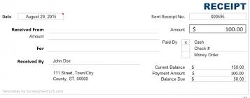 Taxi Receipt Template Malaysia Money Receipt Format Word