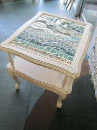 diy mosaic table mosaic coffee table projects with mosaic making mosaic garden table diy mosaic table