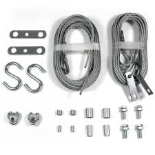 sk7248 garage door extension safety cables replacement set