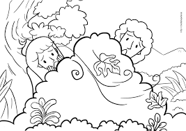 23 Adam And Eve Coloring Pages For Preschool Collection Coloring