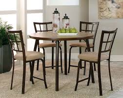 vision 5 piece counter height set