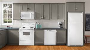 White Kitchen Cabinets With Appliances To Decorate A And For Innovation Design