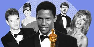 Flashback! Here's what the 1990 Oscars looked like