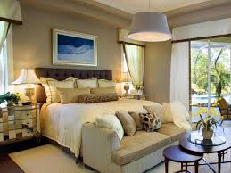 Image Farmhouse Bedroom Dpmasterbedroomblueframe4x3 Hgtvcom Warm Bedrooms Colors Pictures Options Ideas Hgtv