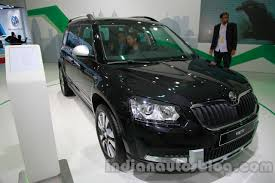 new car launches september 2014 indiaSkoda Yeti facelift India launch on September 10
