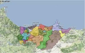 """Résultat de recherche d'images pour """"carte du rif maroc"""""""