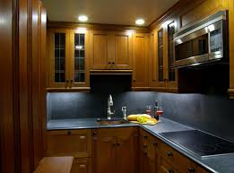 Yellow And Brown Kitchen Yellow Brown Cabinetry In Small Modern U Shaped Kitchen Design