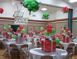 Outstanding Christmas Party Decorations Table Cloth Best Ideas