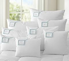 essential down free decorative pillows