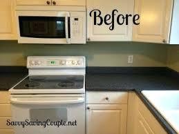 painting formica countertops to look like granite diy faux granite kitchen countertops using giani granite paint
