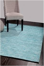 rugsville modern textured soft aqua blue moroccan rug 120x180 cm