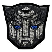 Optimus Prime Embroidery Design Transformers Helm Optimus Embroidered Patch Iron On Sew On Tf1