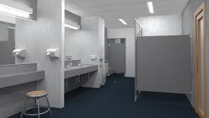 YMCA - Bathroom locker