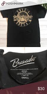 Bravado Guns N Roses Tee Guns N Roses T Shirt Size Small