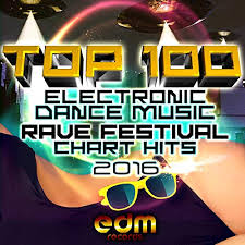 Top Of The Music Charts 2016 Top 100 Electronic Dance Music And Rave Festival Chart Hits