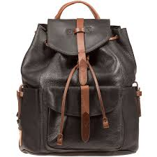 will leather goods rainier backpack women s