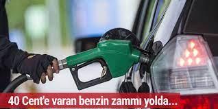 Şansölye adayları sus pus! 40 Cent'e varan benzin zammı...